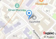 Компания «Элите-Стиль Декор» на карте