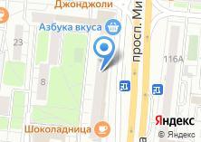 Компания «Русская ограда» на карте