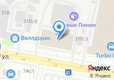 Компания «Эвистретч» на карте