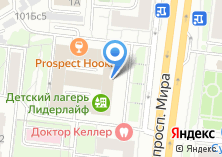Компания «Printagroup» на карте