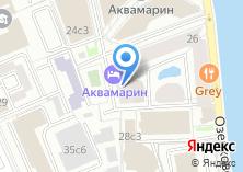 Компания «Aqua Spa» на карте