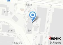 Компания «ТехноКам» на карте