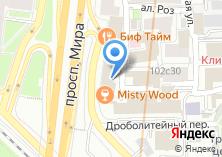 Компания «ВСКД» на карте
