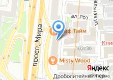 Компания «Скадистрой» на карте