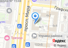 Компания «Электропром» на карте