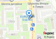 Компания «Кондитерские изделия» на карте