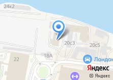 Компания «OsetrCaviar.ru» на карте