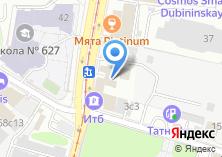Компания «РОДЕКС Груп» на карте