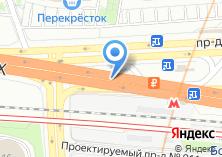 Компания «Техавтоцентр» на карте