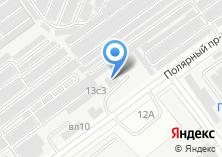 Компания «Мос-Асфальт» на карте