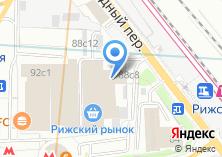 Компания «Jmp Flowers» на карте