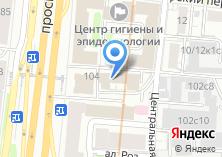 Компания «Tehnostudio.ru» на карте
