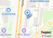 Компания «Спорт-бар на проспекте Мира» на карте
