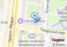 Компания «МАКОН» на карте