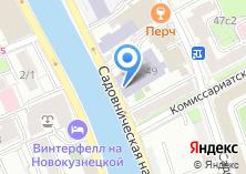 Компания «Автотранспортный комбинат» на карте