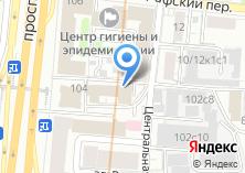 Компания «ZETA» на карте