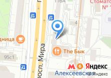 Компания «Типография Дигус на Алексеевской» на карте