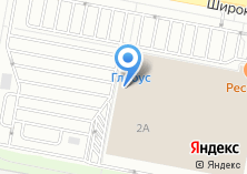 Компания «КРОН» на карте