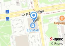 Компания «Металлоизделия» на карте