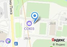 Компания «Комбат-авто» на карте