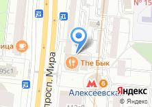 Компания «Цветэль» на карте