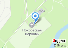 Компания «Храм Покрова Пресвятой Богородицы в Медведкове» на карте