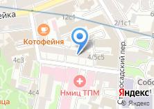 Компания «Interactive Russia» на карте