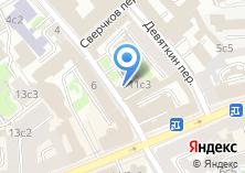 Компания «Floоr-Shop» на карте