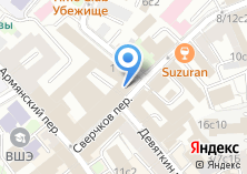 Компания «Бизнес-портрет Липецкой области» на карте