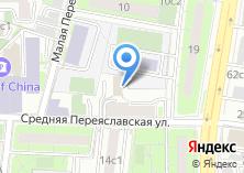 Компания «Экспертпромбезопасность» на карте
