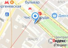 Компания «Adversa» на карте