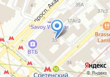 Компания «Вариант-Медиа» на карте
