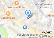 Компания «MMA BAZAR» на карте