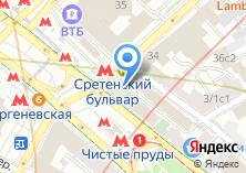 Компания «Бест Кофе» на карте