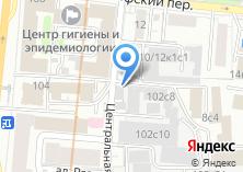 Компания «ПРОМЕТР» на карте
