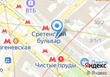 Компания «Алексей Кононов и партнеры» на карте