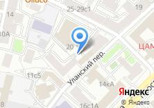 Компания «ЮРЭКС ГРУПП» на карте