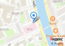 Компания «ИВК ЭТАЛОН» на карте