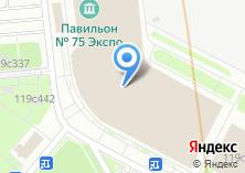 Компания «МосЭкспо» на карте