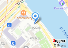 Компания «ОптиСистемс» на карте