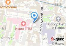 Компания «КИМ» на карте