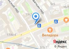 Компания «Консалтинговое агентство ОдинГрад» на карте