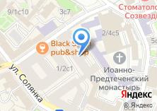 Компания «ТРУБОПРОВОД.рф» на карте