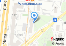 Компания «Центральная библиотека №94 им. М. Горького» на карте