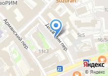 Компания «Events for friends» на карте