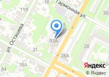 Компания «Шины на Пролетарской» на карте