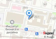 Компания «Мариллион» на карте