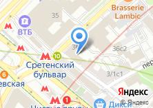 Компания «Мос Бизнес Групп» на карте