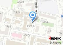 Компания «Атрибутика» на карте