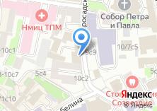 Компания «КОНСТЭЛ» на карте